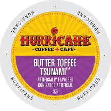 Hurricane Butter Toffee Tsunami
