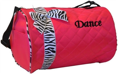 Dance Duffle Bag - Fuchsia