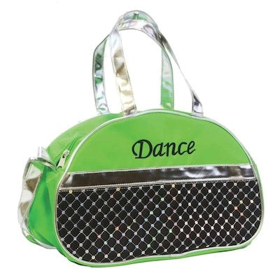 Dance Half Moon Hand Bag - Lime