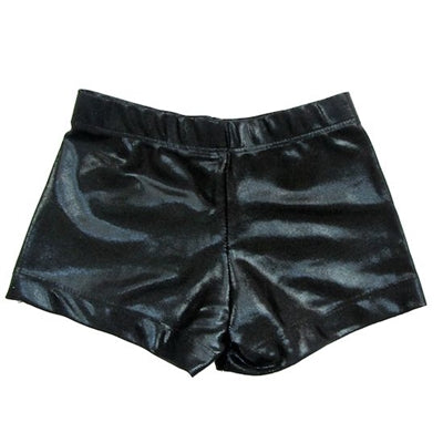 Mystic Dance Shorts - Black