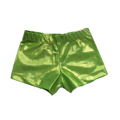 Mytic Dance Shorts - Lime