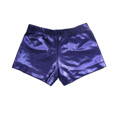 Mystic Dance Shorts - Purple