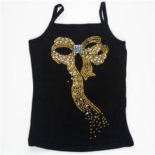 Sequin Bow Tank Top