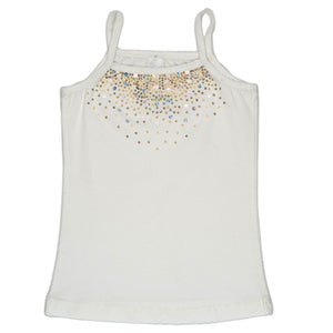 Sequin Confetti Tank Top