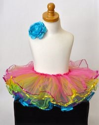 Sequin Tutu - Rainbow