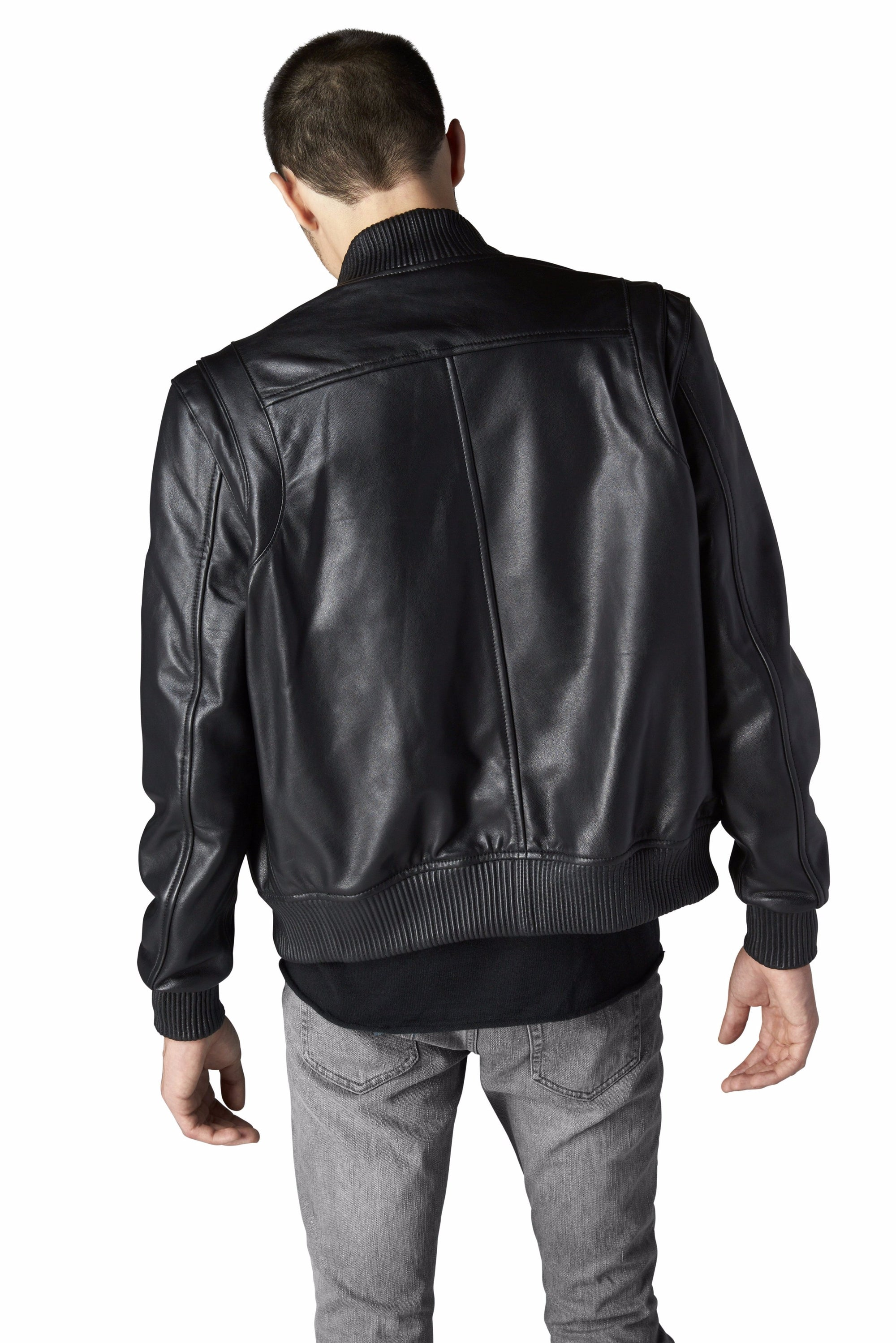 no 1 varsity black the assembly of leather shop now lac