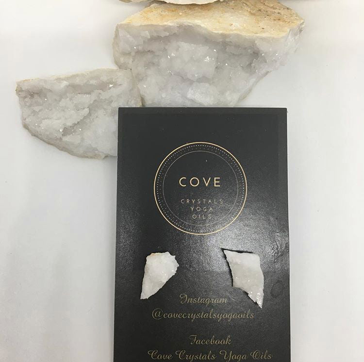Cove Crystal Earrings