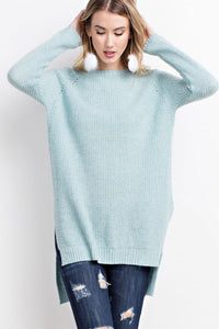 Perfect Pullover Sweater - Mayebelle Boutique