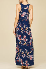 Lovely Floral Dress - Mayebelle Boutique