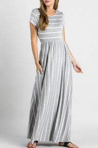 Charming Maxi Dress - Mayebelle Boutique