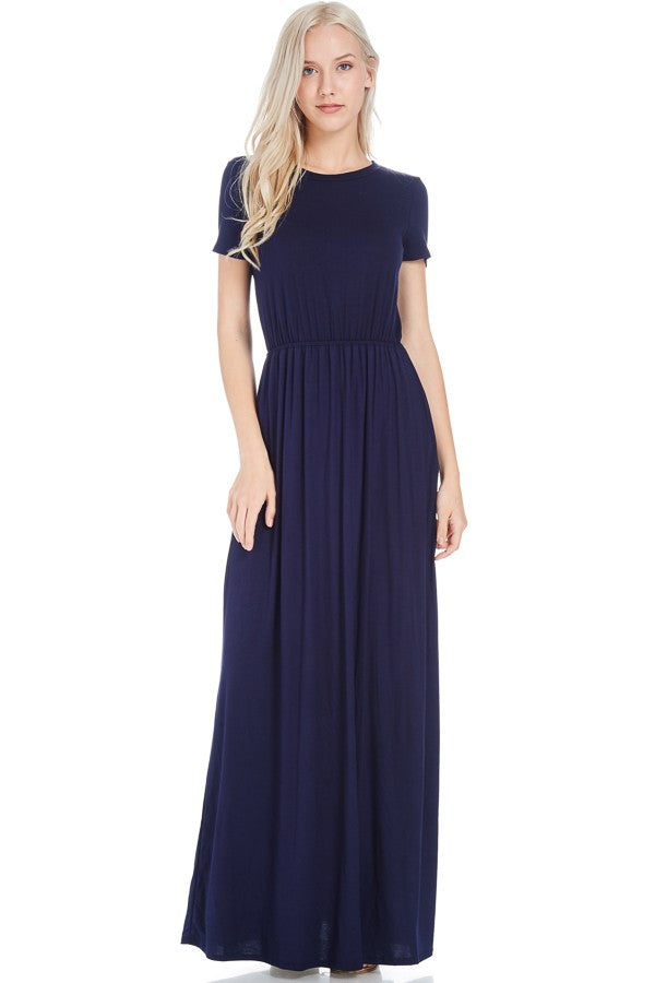 Trusty Maxi Dress - Mayebelle Boutique