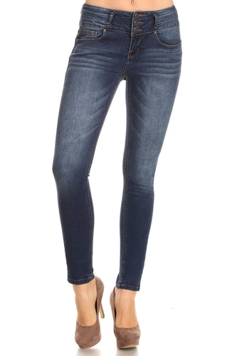 Effortless Jeans - Mayebelle Boutique