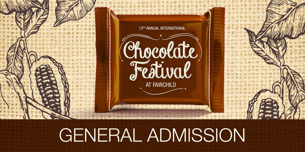 Chocolate Festival Tickets