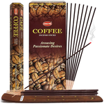 Coffee Incense Sticks And Incense Stick Holder Bundle Insence Insense Hem Incense Sticks