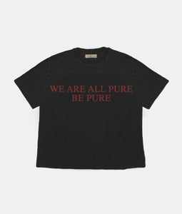 WE ARE ALL PURE FOOTBALL TEE