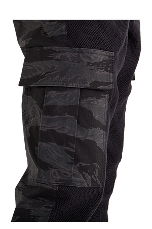 Netted Tiger Camo Pants
