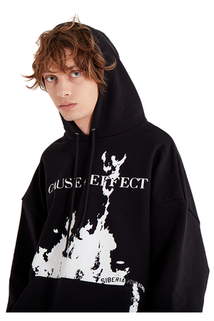 Cause + Effect Hoodie