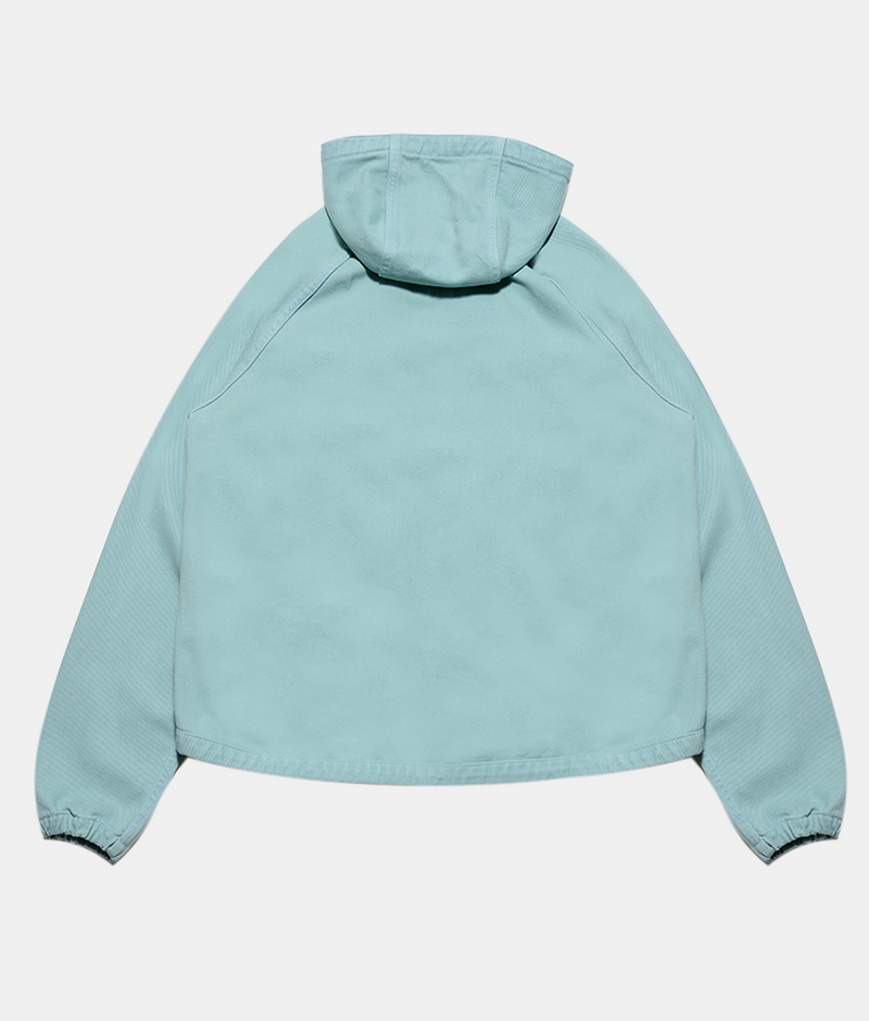 Hunter Zip Up Jacket - Teal