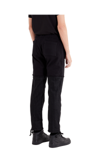 Hybrid Pin-Stripe Pants