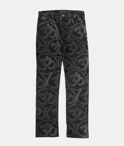 OHM PANTS (BLACK)