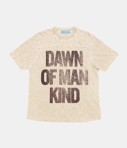 DAWN OF MANKIND TEE (SAND)