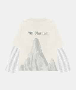 KILIMANJARO DOUBLE LAYERED LONGSLEEVE