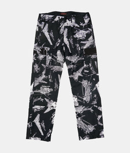 Apache Pants - Black