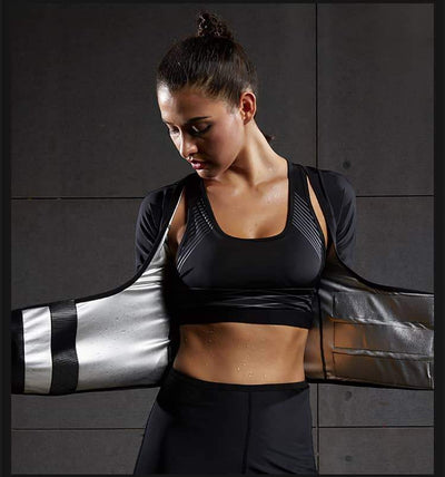 Body Shaper Sauna Suit - Fitactivityshop