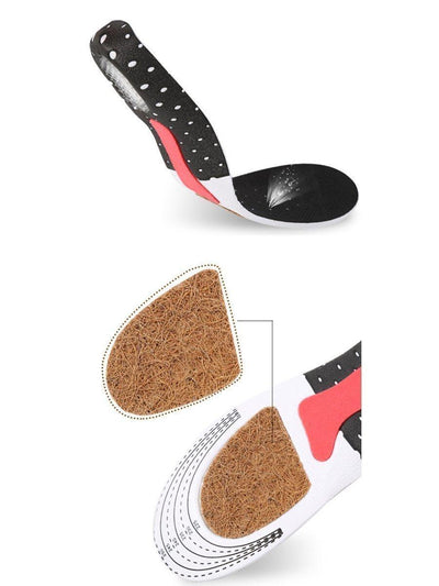 Coconut beard Unisex Orthotic Insoles - Fitactivityshop