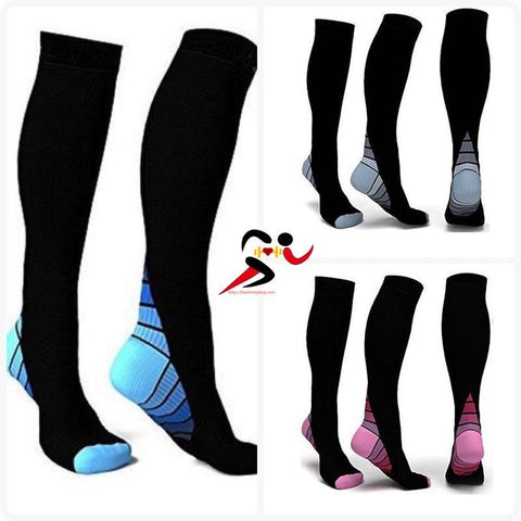Compression Socks With Below Knee Compression Sleeve For Men And Women