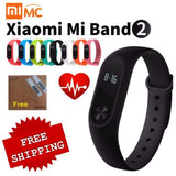 Original Xiaomi Mi Band 2  with Smart Heart Rate Fitness Tracker Watch - Fitactivityshop