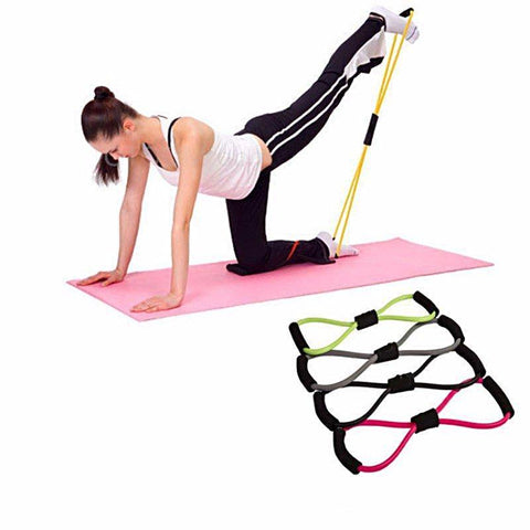 Yoga Tube Resistance Band - Fitactivityshop