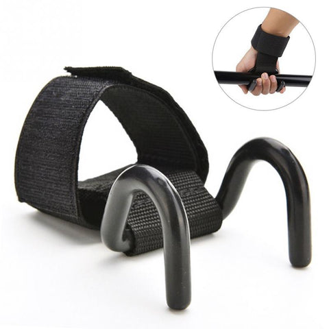 Weight Lifting Straps Hooks - Fitactivityshop