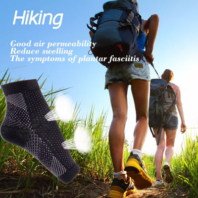 Plantar Fasciitis Compression Socks Anti Fatigue Compression Sleeve - Fitactivityshop