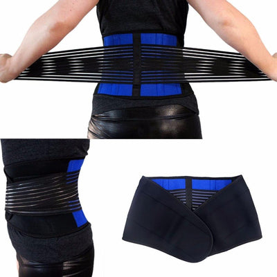 Top Quality Fitness Waist Support & Back Protector Belt Care Back Pain - Fitactivityshop