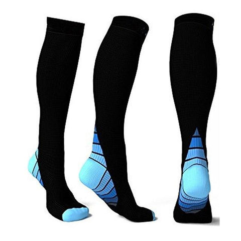 Compression Socks With Below Knee Compression Sleeve For Men And Women - Fitactivityshop