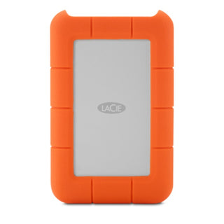 LaCie 1TB Rugged Portable Hard Drive - Thunderbolt and USB 3.0