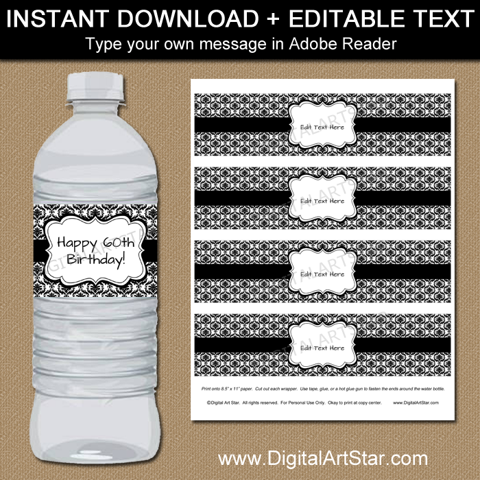 Party Printables for Any Occasion