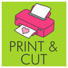 Print and Cut Your Party Printables, Pary Favors, and Invitations From Digital Art Star