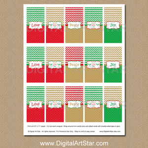 Christmas Candy Bar Ideas