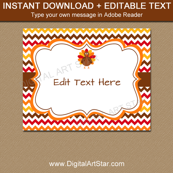 graphic regarding Thanksgiving Closed Sign Printable referred to as Thanksgiving Signs or symptoms - Printable Signal Template - Electronic Artwork Star