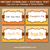 Fall Candy Buffet Labels by Digital Art Star