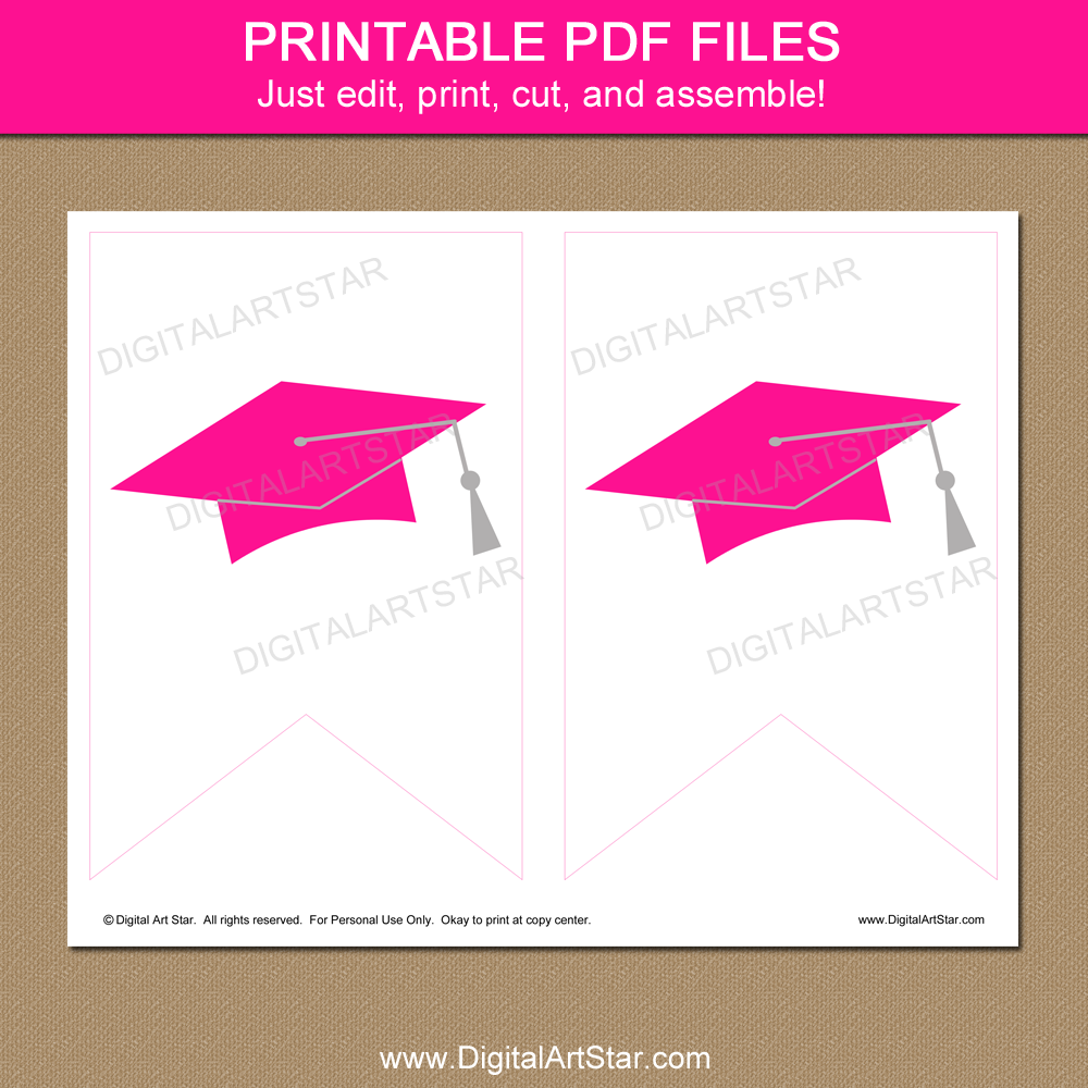 Girl Graduation Party Decorations