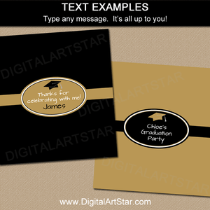 Graduation Chocolate Bar Wrappers Template