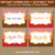printable fall food labels