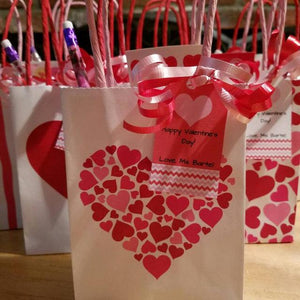 Printable Valentines Day Bag Tags