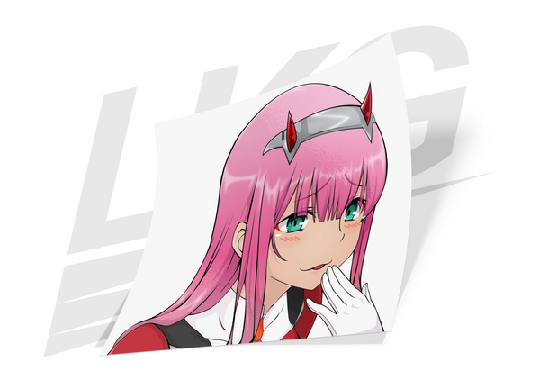 SMUG ZERO-TWO (002) - DIE CUT