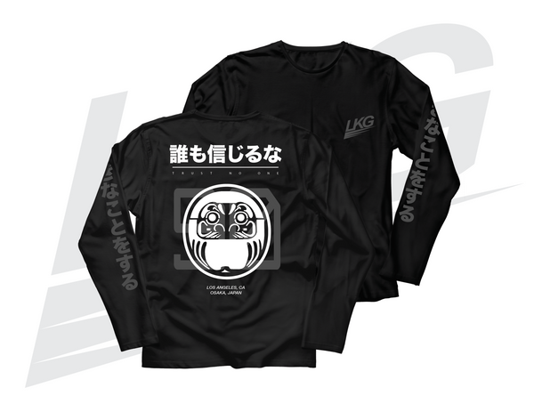 "***ONLY 3 DAYS TO PRE-ORDER!*** - LOWKEY! ""TRUST NO ONE"" L/S TEE"