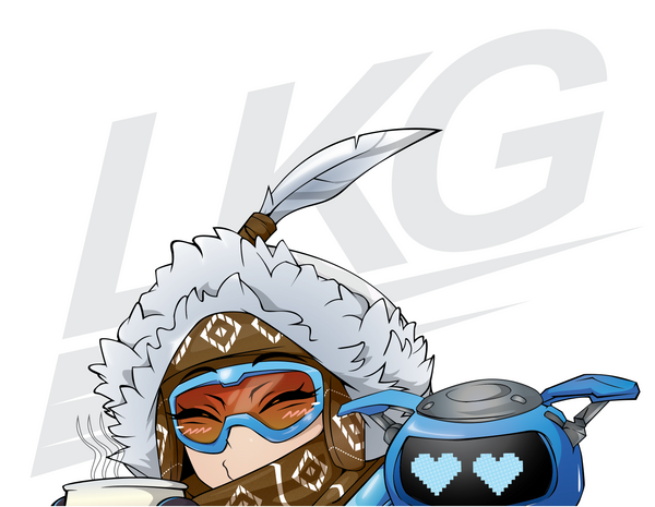 YETI HUNTER MEI (HOT COCOA) PEEKER