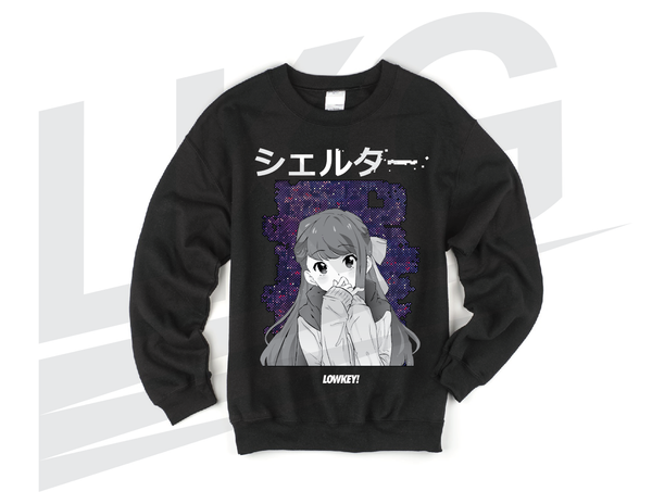 ***ONLY 3 DAYS TO PRE-ORDER!*** - SWW RIN CREWNECK SWEATER